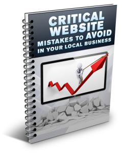 Critical Website Mistakes Ecover